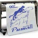 Máy cắt decal Puma II Plus (GCC – Đài Loan)