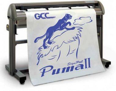 Máy cắt decal Puma II Plus (GCC - Đài Loan)